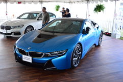 BMW i8 Fotos de Stock