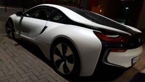 BMW i8 Стоковые Фотографии RF