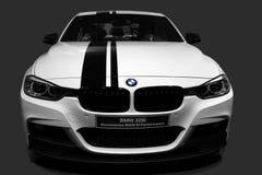 BMW 328i Immagine Stock Libera da Diritti