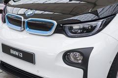 BMW i3 all-elkraft bil Royaltyfri Bild