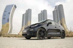 BMW i3 stock image