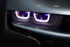 BMW i8 begrepp Royaltyfri Fotografi
