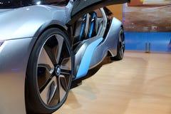 BMW i8 begrepp Arkivfoto