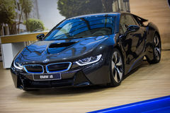 BMW i8 Royalty Free Stock Photography