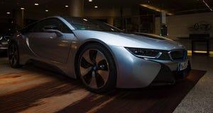 BMW i8 Stock Photos