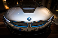 BMW i8 Royalty Free Stock Images