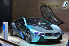 BMW i8 Born Electric #7 Stock Images