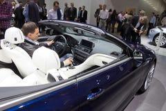 BMW 640i Cabrio Royalty Free Stock Image