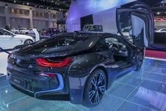 BMW i8 car Stock Photo