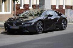 BMW i8 Royalty Free Stock Photography