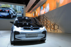 BMW i Concept Royalty Free Stock Images