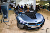 BMW i8 Concept Stock Images