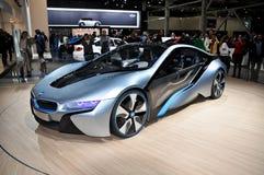 BMW i8 Concept Stock Photos