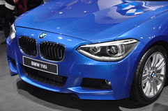 BMW 116i Concept Royalty Free Stock Photography