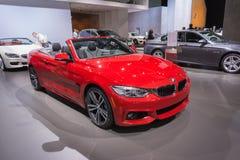 BMW 435i convertible Stock Photo
