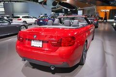 BMW 435i convertible Stock Photos