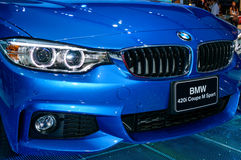 BMW 420i Coupe M Sport Stock Image