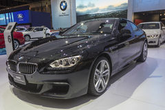 BMW 640i Coupe M Sport Car Royalty Free Stock Photo