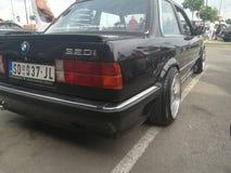 BMW 320i photographie stock libre de droits
