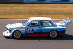 BMW 320i e21 race car Royalty Free Stock Images
