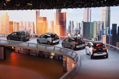 BMW i3 Stock Images