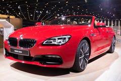 BMW 650i Royalty Free Stock Photography