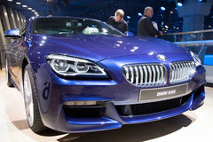 BMW 650i Stock Images