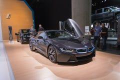 BMW i8 2016 Stock Photography