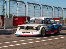 BMW 320i race car Stock Image