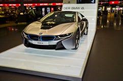 BMW i8 serie samochodowe Fotografia Royalty Free