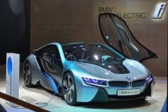 BMW i8 Urodzony Elektryczny -7 Obrazy Stock