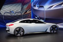 BMW i Vision Dynamics Concept Car Royalty Free Stock Image