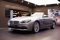 BMW 650i xDrive Stock Photo