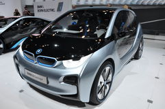 BMW i3 Concept Car Royalty Free Stock Image