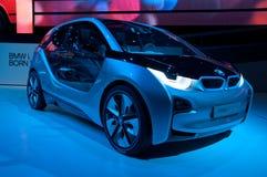 BMW i3C oncept Car Stock Images