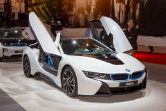 BMW i8 Royalty Free Stock Image