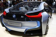 BMW i8 Concept Royalty Free Stock Photography