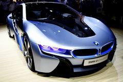 BMW i8 concept Royalty Free Stock Image
