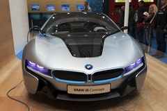 BMW i8 concept car Stock Image