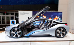 BMW i8 Concept Electric Stock Image