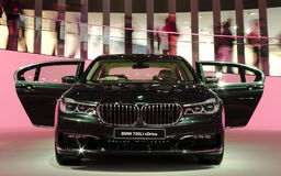 BMW at the IAA Cars Royalty Free Stock Photography