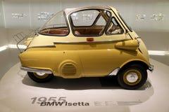 BMW Isetta 1955 stockbilder