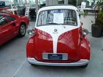 BMW Isetta Royalty Free Stock Photography