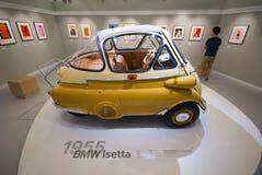 Bmw Isetta Στοκ Φωτογραφία