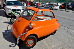 BMW Isetta Photo libre de droits