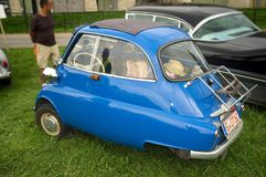 BMW Isetta - Obraz Royalty Free
