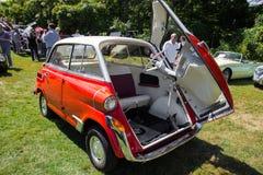 BMW Isetta royalty-vrije stock afbeelding