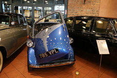 1956 BMW Isetta 300 Royalty-vrije Stock Foto's