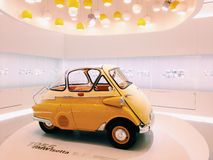 BMW 1955 iSetta Stock Photos