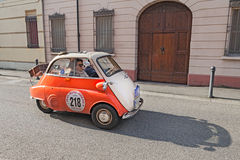 BMW Isetta 300 Motocoupe' (1961) Royalty Free Stock Photos